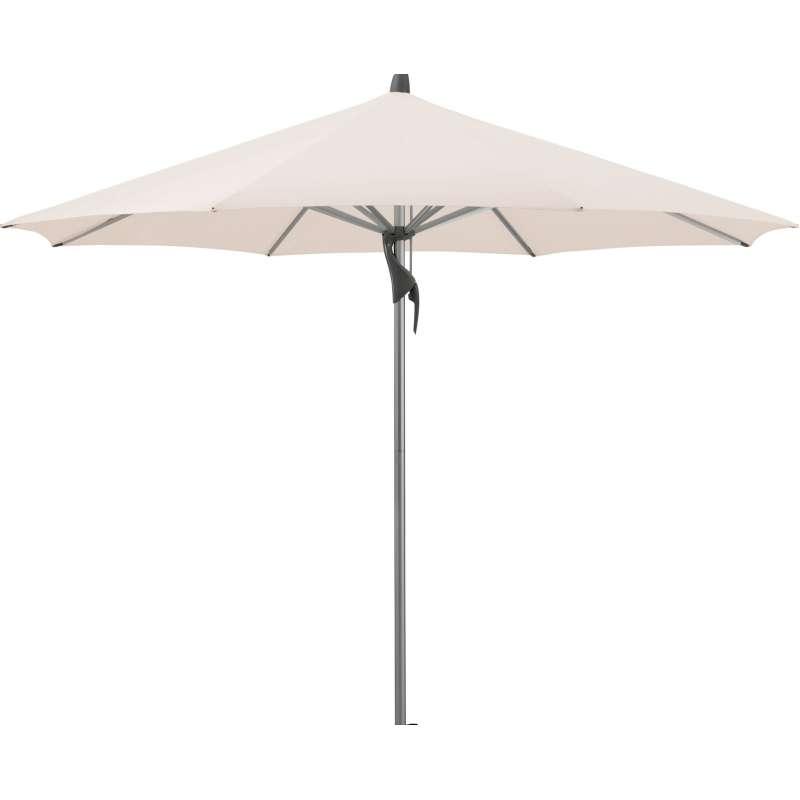 GLATZ Sonnenschirm FORTINO® rund ø 300 cm Stoffklasse 4 Vanilla 453