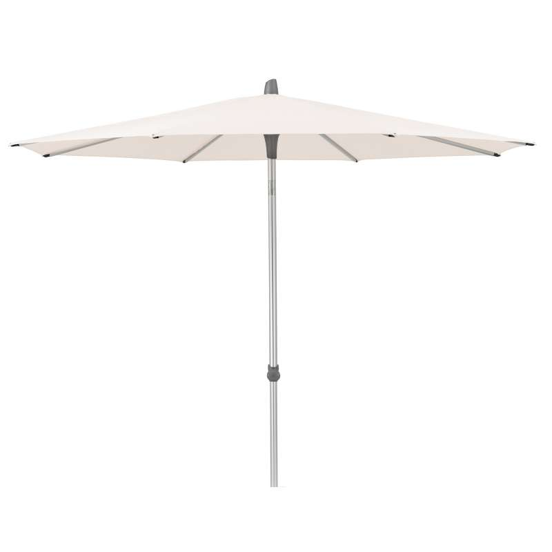 GLATZ Sonnenschirm ALU-SMART rund ø 220 cm Stoffklasse 4 Vanilla 453