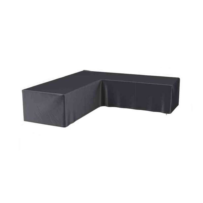 AeroCover Schutzhülle für L-förmige Lounge-Sets 300x300x100xH70 cm Schutzhaube Sitzgruppe