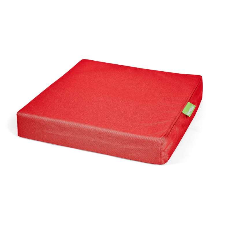 Outbag tile Plus Stuhlauflage Sitzkissen Gartenauflage quadratisch wetterfest 45x45x8 cm
