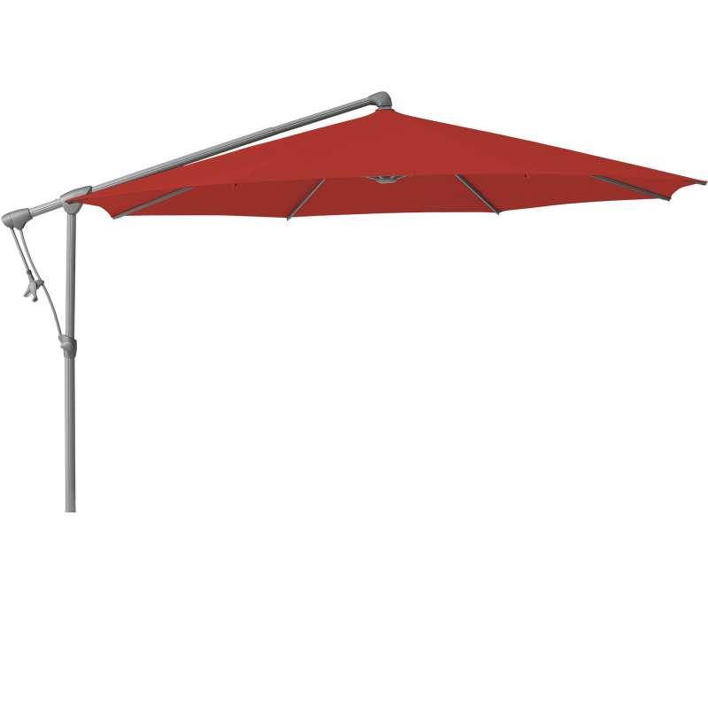 GLATZ Sonnenschirm SUNWING® C+ rund ø 300 cm Stoffklasse 4 Carmine 403