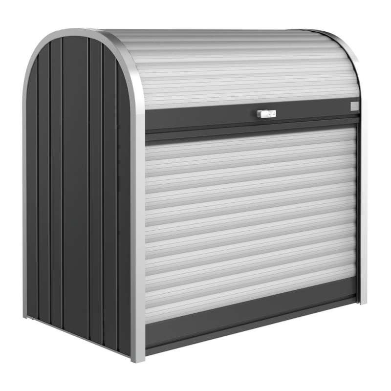 Biohort StoreMax® 120 Gartenbox Gerätebox 117x73x109 cm 3 Farben Fahrradunterstand Geräteschrank