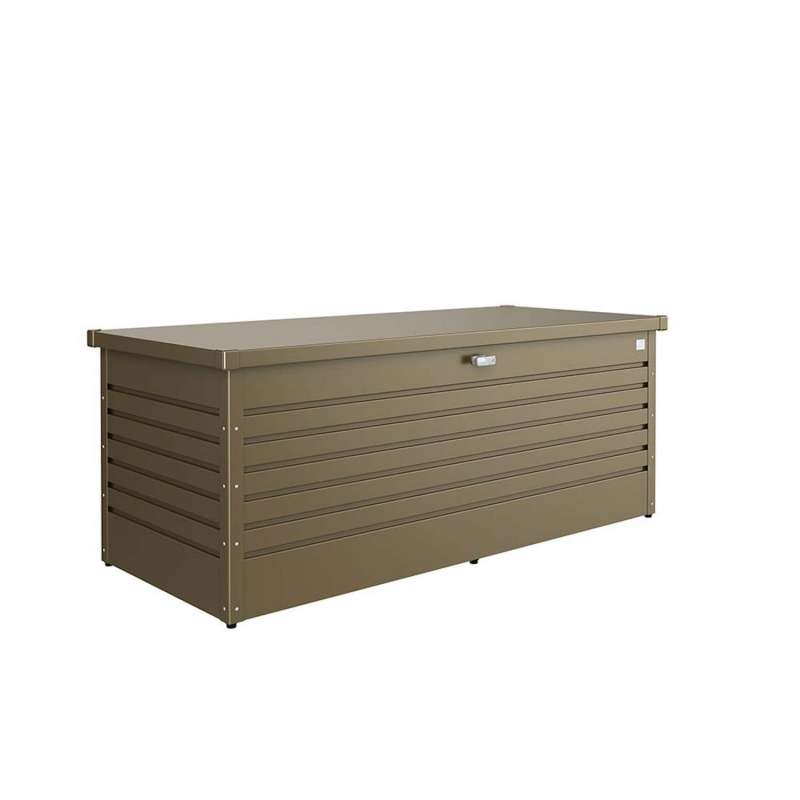 Biohort FreizeitBox 180 Kissenbox 181x79x71 cm in 5 verschiedenen Farben Terrassenbox