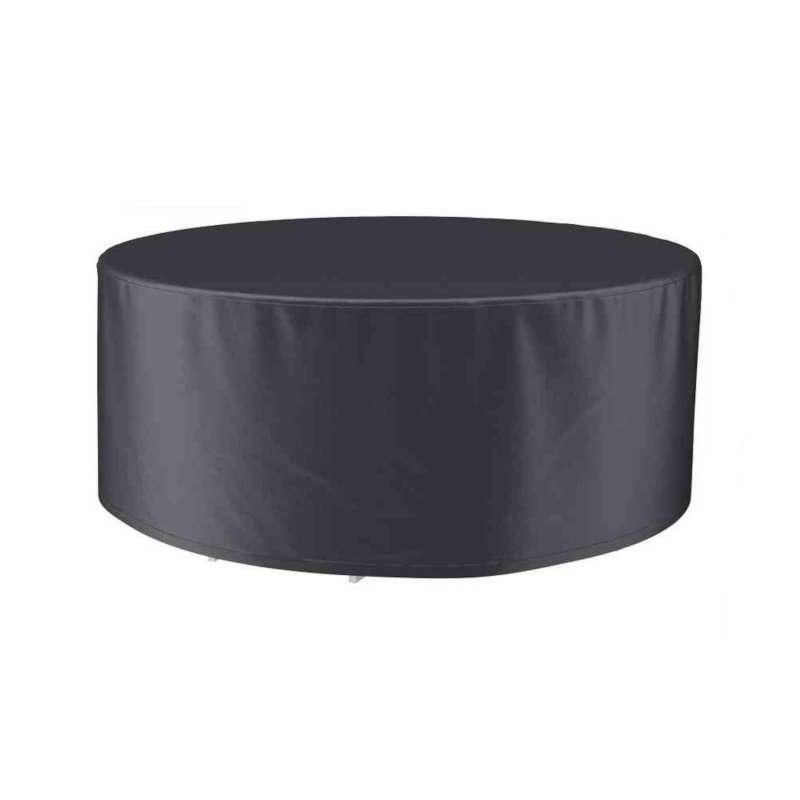 AeroCover Schutzhülle für runde Sitzgruppen Ø150xH85 cm Schutzhaube Gartentisch Tischhülle