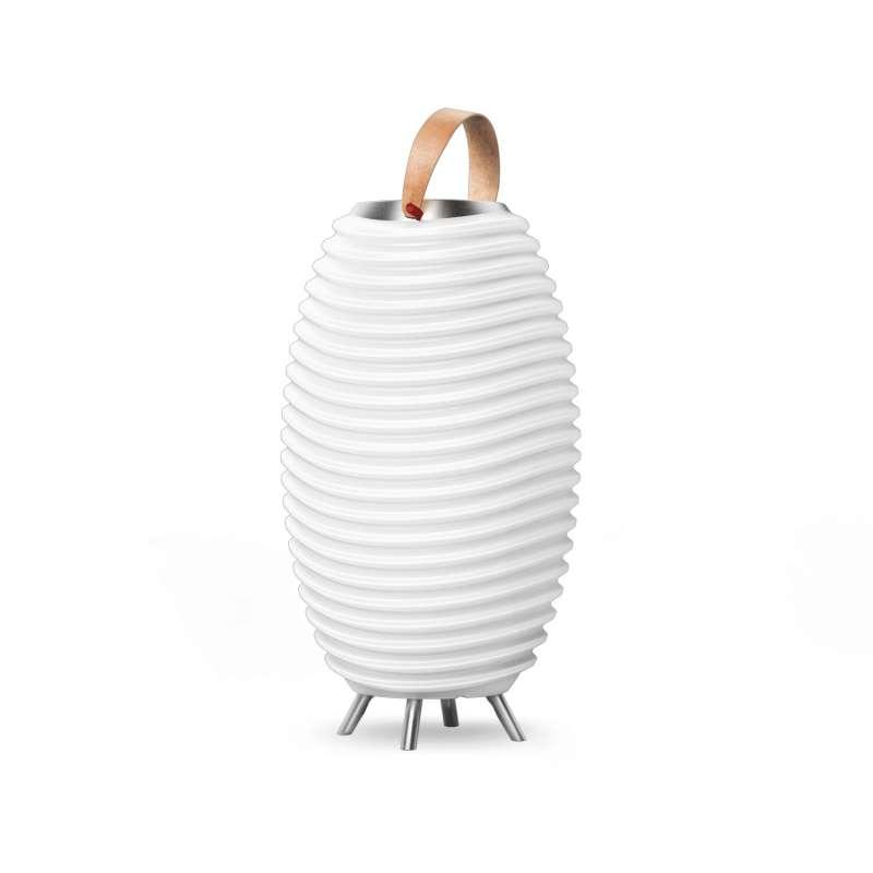 KOODUU Synergy 50 PRO LED Standleuchte Bluetooth Lautsprecher Getränkekühler