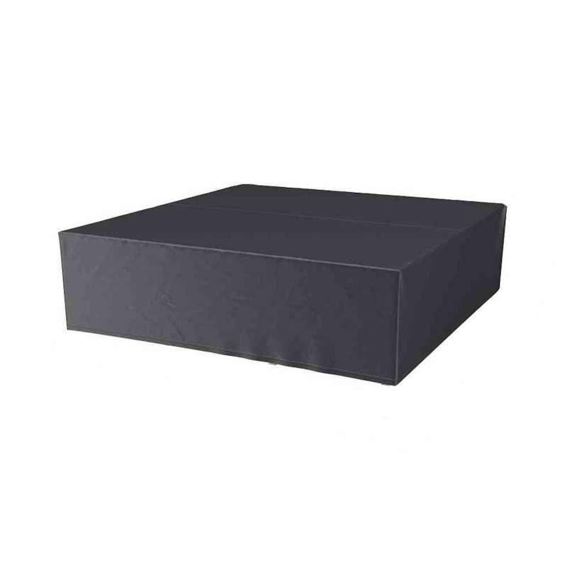 AeroCover Schutzhülle für Tische 300x250x70 cm Schutzhaube Gartentische Tischhülle