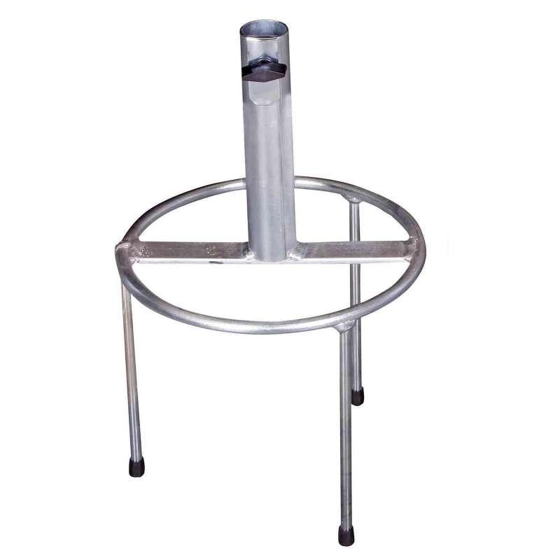 Doppler Rasendorn universal Schirmstock mit ø bis zu 25 mm Schirmhalter 85299UN