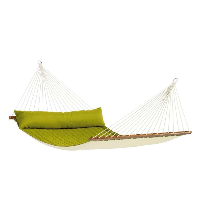 La Siesta Kingsize-Hängematte ALABAMA avocado grün Stabhängematte NQR14-41