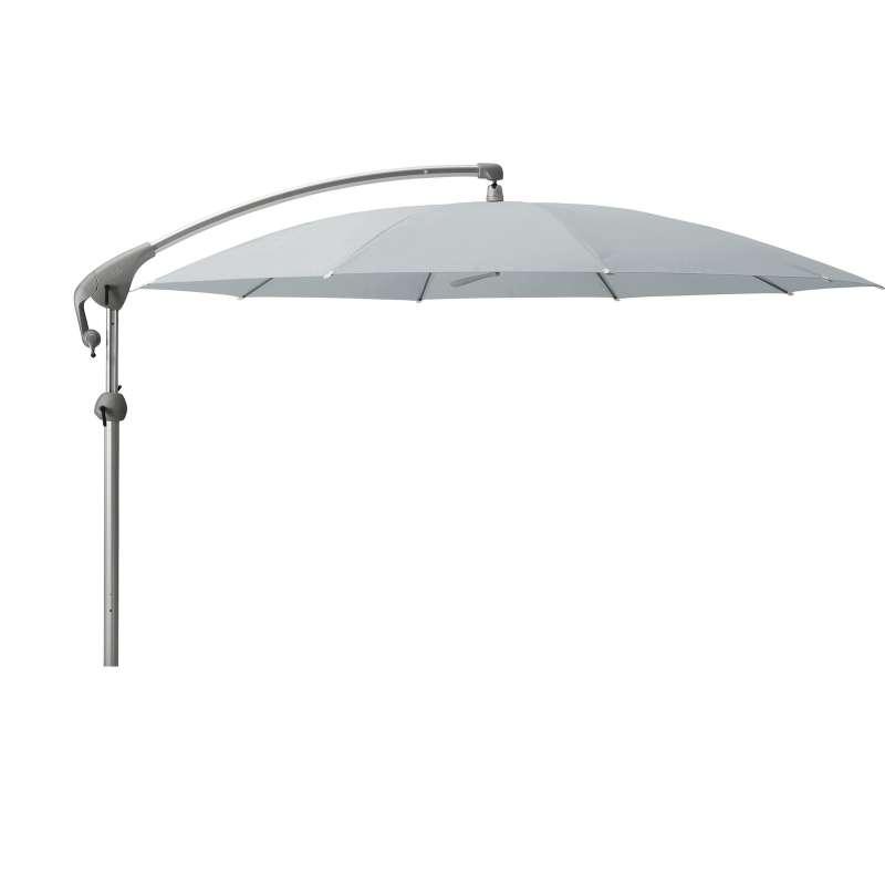 GLATZ Sonnenschirm PENDALEX® P+ rund ø 325 cm Stoffklasse 5 Chrome 665
