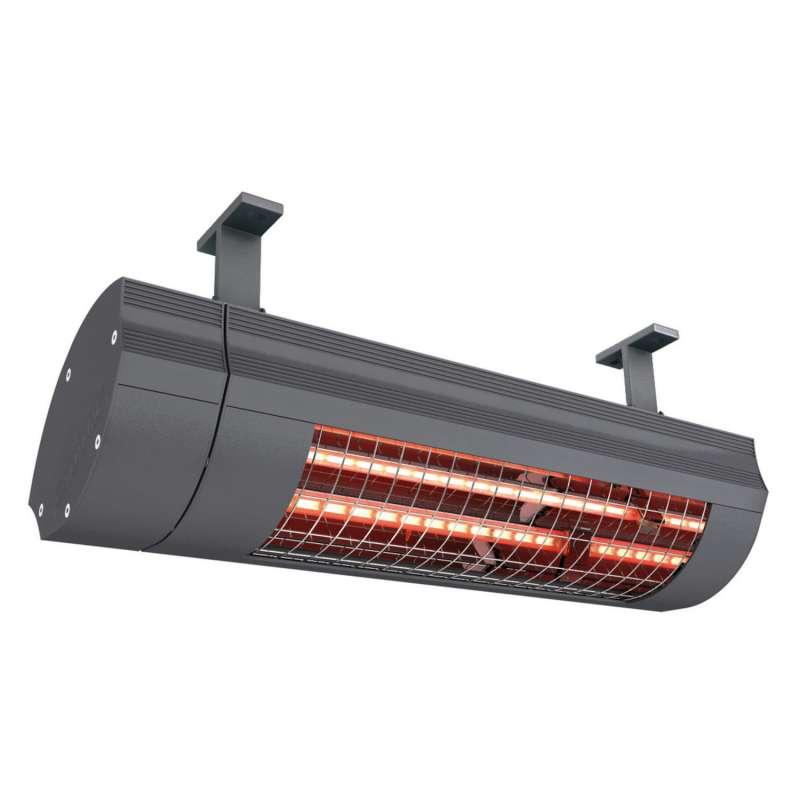 Solamagic Infrarotstrahler ECO+ 2000 W IP65 Heizstrahler Wand/Decke Kurzwellenstrahler