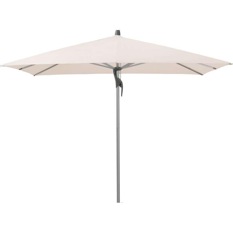 GLATZ Sonnenschirm FORTINO® quadratisch 240 x 240 cm Stoffklasse 4 Vanille 453