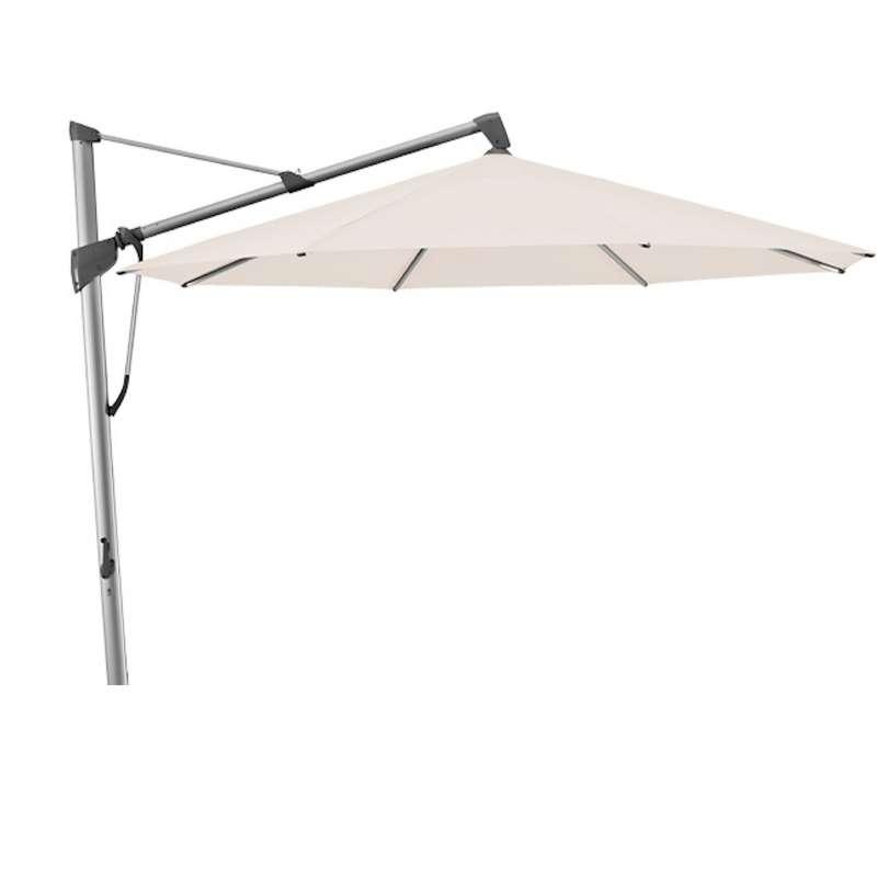 GLATZ Sonnenschirm SOMBRANO® S+ rund ø 350 cm Stoffklasse 4 Vanilla 453