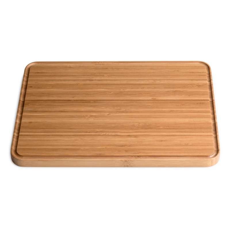 höfats Auflagebrett für Feuerkorb BEER BOX Bambus 40x30x2,5 cm Beistelltisch Hocker Tablett