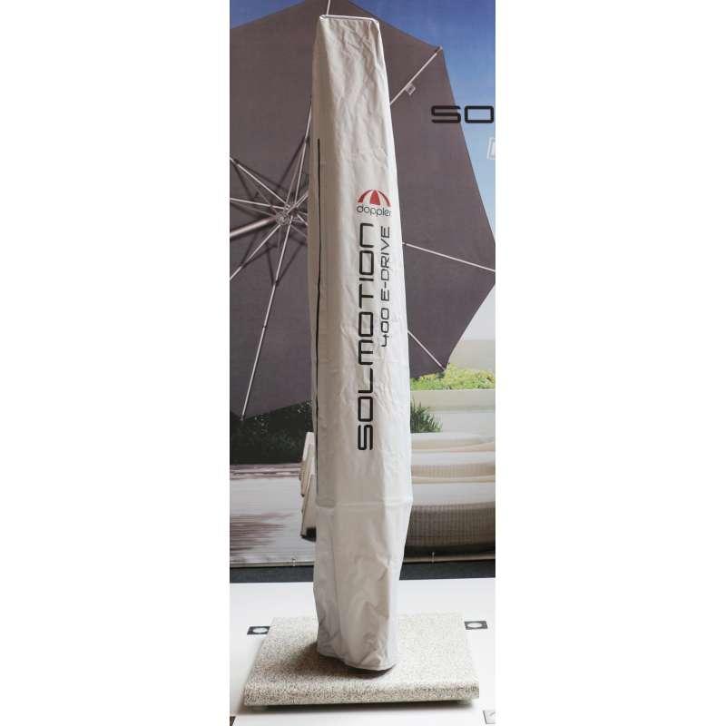 Doppler Schutzhülle für Pendelschirm Solmotion mit Reißverschluss und Stab