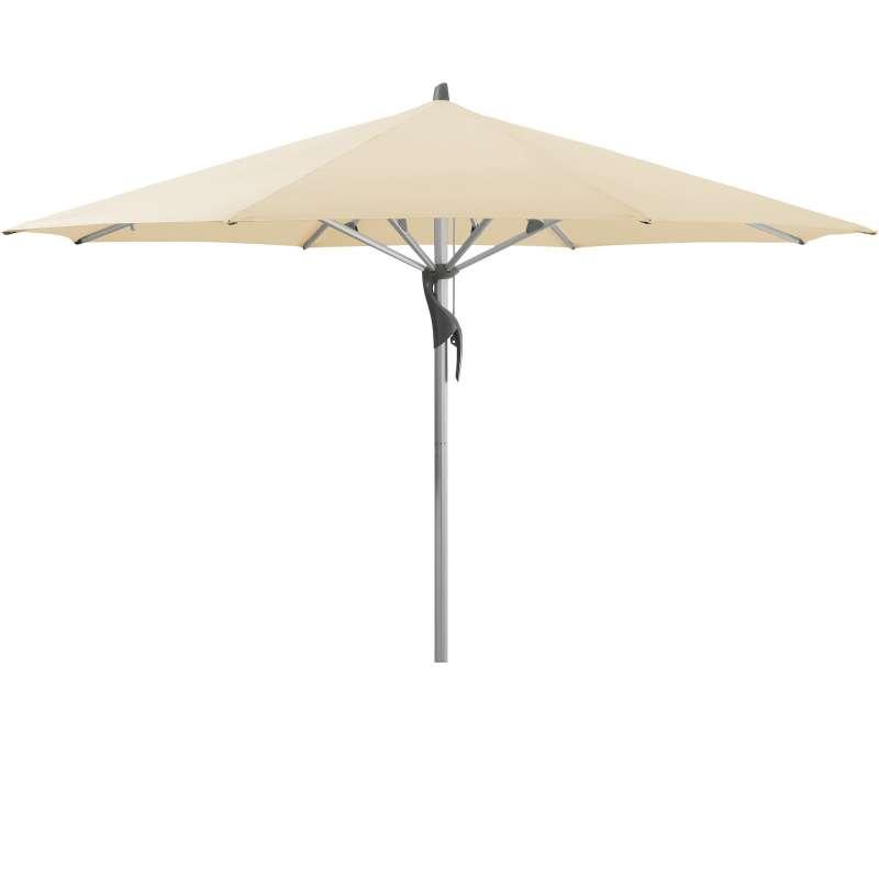 GLATZ Sonnenschirm FORTERO® easy rund ø 400 cm Stoffklasse 2 Eggshell 150
