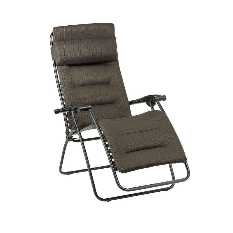 Lafuma RSX CLIP Air Comfort® Relaxliege Taupe Sonnenliege LFM2038.7057