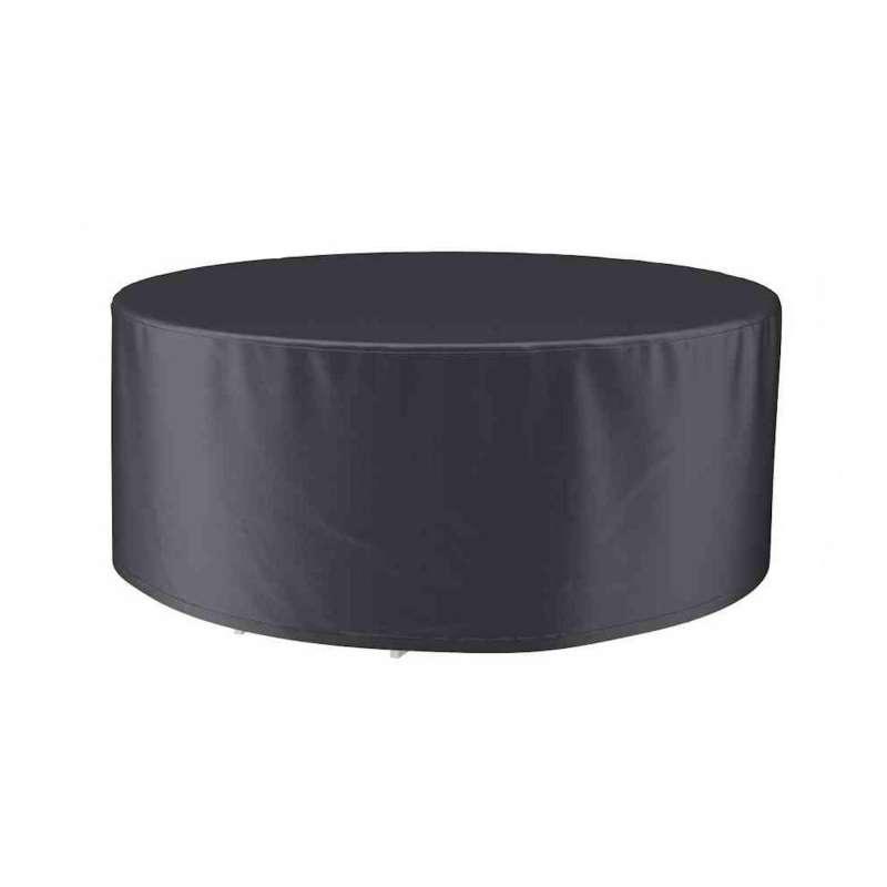 AeroCover Schutzhülle für runde Sitzgruppen Ø250xH85 cm Schutzhaube Gartentisch Tischhülle