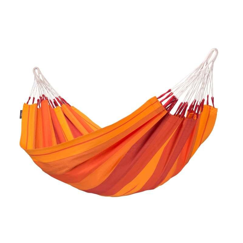 La Siesta Hängematte ORQUIDEA Volcano orange Singlehängematte ORH14-2 optional mit Gestell