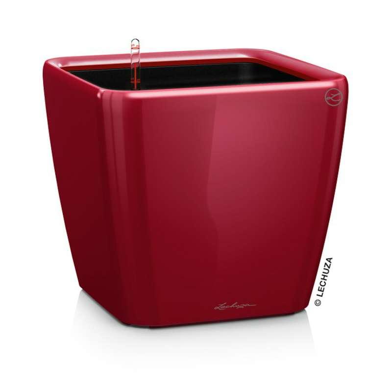 Lechuza Quadro Premium LS 43 Blumentopf Bewässerungssystem 43x43x39 cm 32 L 7 Farben Pflanzgefäß