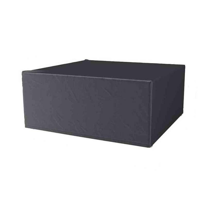 AeroCover Schutzhülle für Sitzgruppen 180x190xH85 cm Schutzhaube Gartentisch Tischhülle