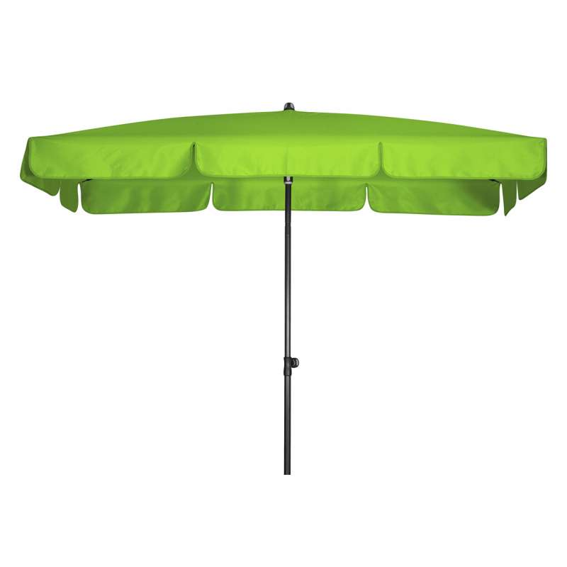 Doppler Sunline Waterproof 260 x 150 cm Sonnenschirm Pistazie Gartenschirm Sonnenschutz