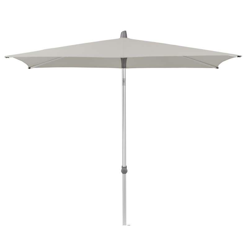 GLATZ Sonnenschirm ALU-SMART easy rechteckig 210 x 150 cm Stoffklasse 2 Ash 151