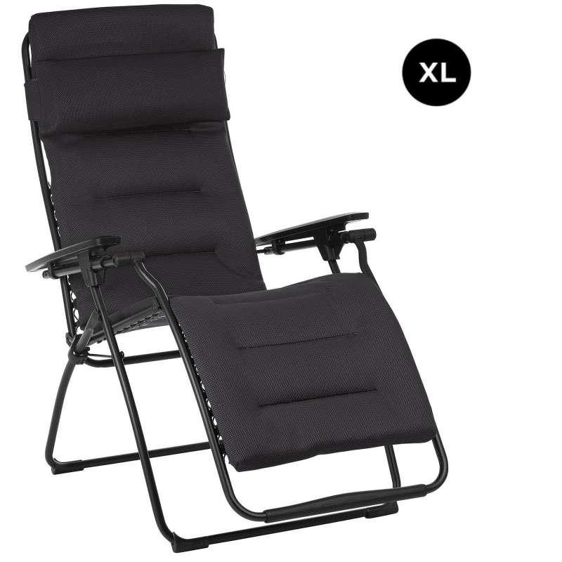 Lafuma RSX CLIP XL Air Comfort® Relaxliege Acier Sonnenliege LFM2041.6135