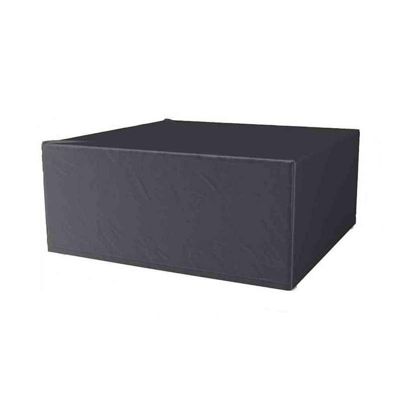 AeroCover Schutzhülle für Sitzgruppen 200x150x85 cm Schutzhaube Gartentisch Tischhülle