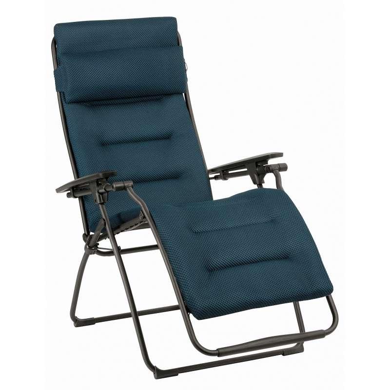 Lafuma Futura Be Comfort® Relaxliege Bleu Encre Titane Sonnenliege LFM3130.8900