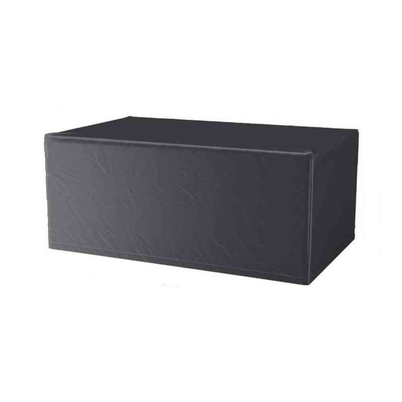 AeroCover Schutzhülle für Tische 300x110x70 cm Schutzhaube Gartentische Tischhülle