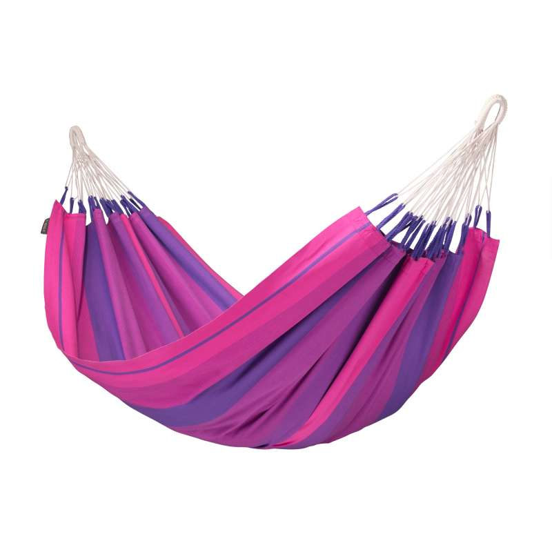 La Siesta Hängematte ORQUIDEA Purple lila Singlehängematte ORH14-7 optional mit Gestell