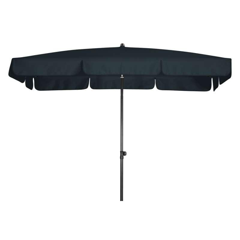 Doppler Sunline Waterproof 260 x 150 cm Sonnenschirm Anthrazit Gartenschirm Sonnenschutz