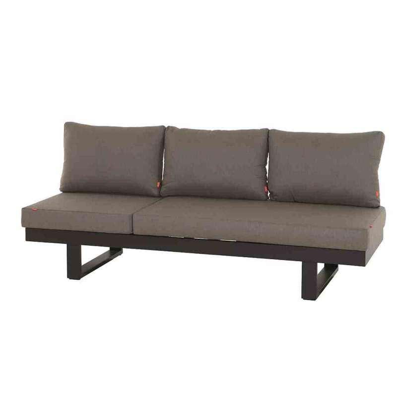 Siena Garden Avenia Lounge Multibank Balkonset City-Lounge 73 x 195 x 70 cm J04045