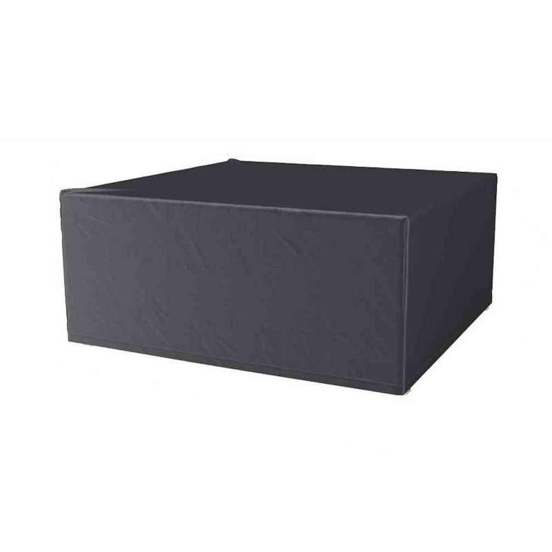 AeroCover Schutzhülle für Sitzgruppen 220x190xH85 cm Schutzhaube Gartentisch Tischhülle