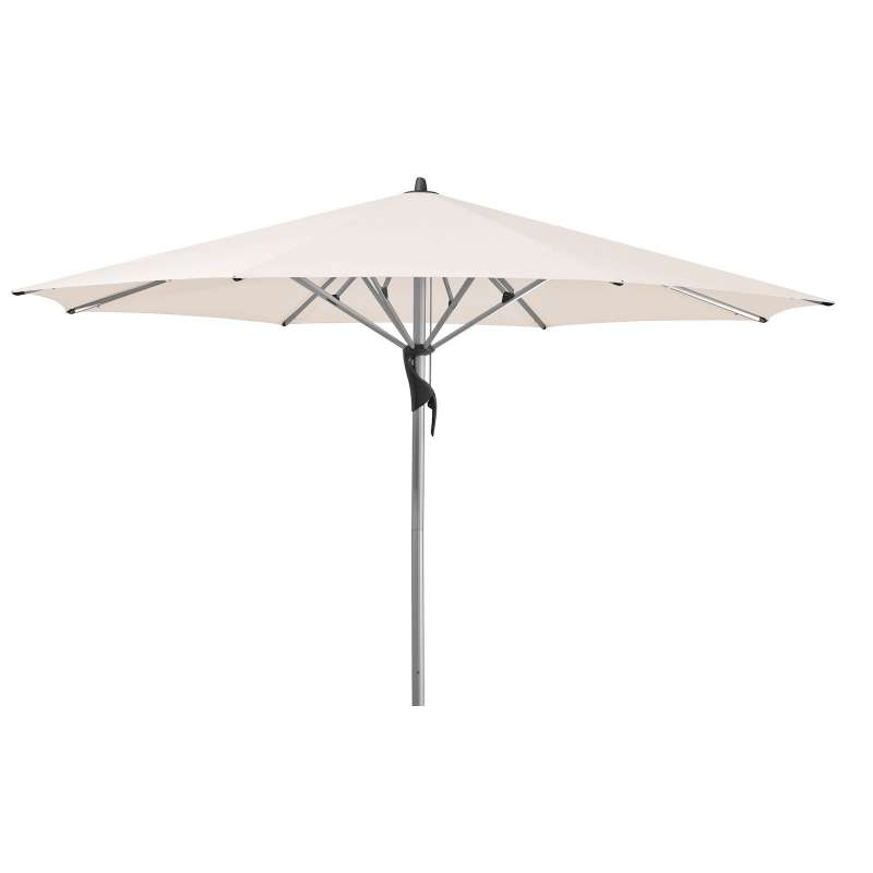 GLATZ Sonnenschirm FORTELLO® easy ø 450 cm Stoffklasse 2 Eggshell 150