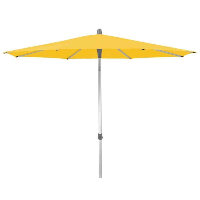 GLATZ Sonnenschirm ALU-SMART easy rund ø 300 cm Stoffklasse 2 Bright Yellow 146