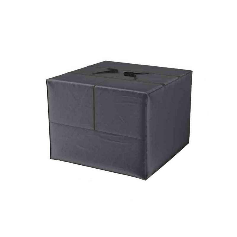 AeroCover Tragetasche Schutzhülle für Sitzkissen Loungekissen Kissen 80x80x56 cm Auflagentasche