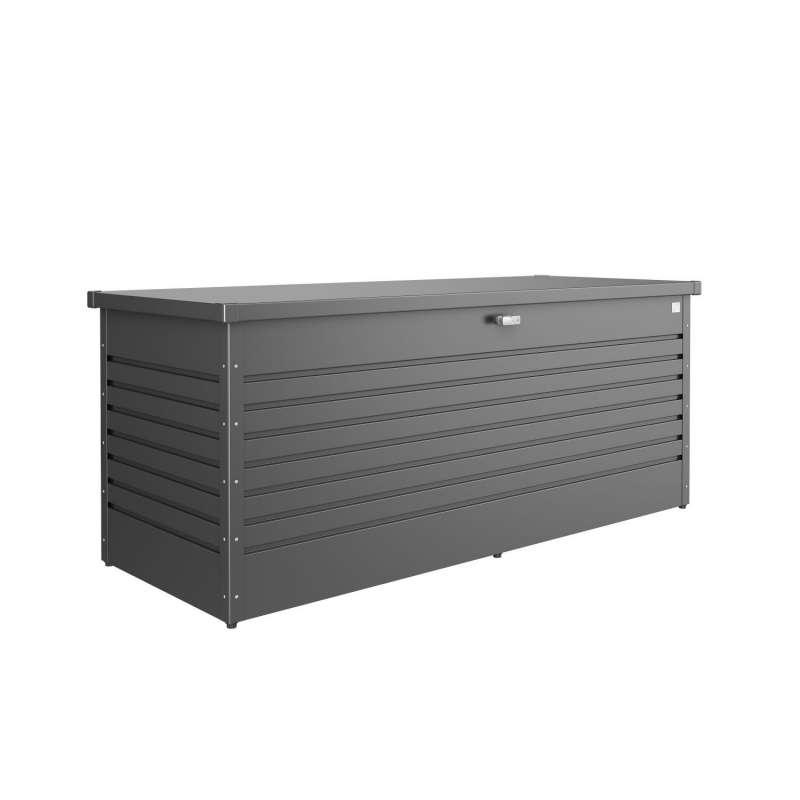 Biohort FreizeitBox 200 Kissenbox 201x79x83 cm in 5 verschiedenen Farben Terrassenbox