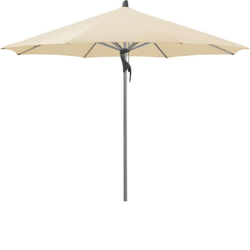 GLATZ Sonnenschirm FORTINO® easy rund ø 250 cm Stoffklasse 2 Eggshell 150