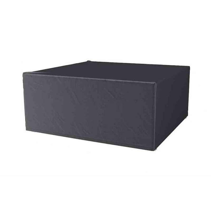 AeroCover Schutzhülle für Sitzgruppen 200x150x100 cm Schutzhaube Gartentisch Tischhülle