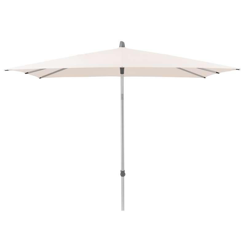 GLATZ Sonnenschirm ALU-SMART rechteckig 250 x 200 cm Stoffklasse 4 Vanilla 453