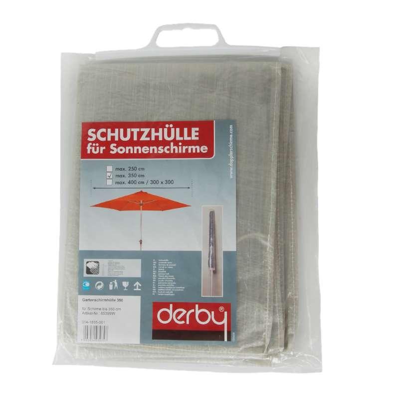 Doppler Schirmschutzhülle Ampelschirme bis 350 cm Sonnenschirmhülle
