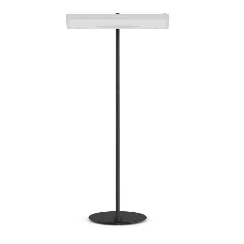Heatscope Stand Ständer für Heizstrahler schwarz/weiß für Pure 3000 Watt