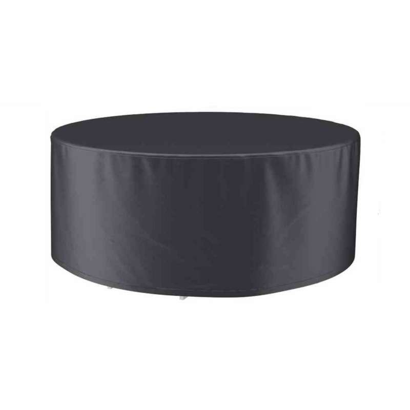 AeroCover Schutzhülle für runde Sitzgruppen Ø320xH85 cm Schutzhaube Gartentisch Tischhülle