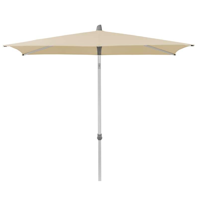 GLATZ Sonnenschirm ALU-SMART rechteckig 210 x 150 cm Stoffklasse 4 Cream 422