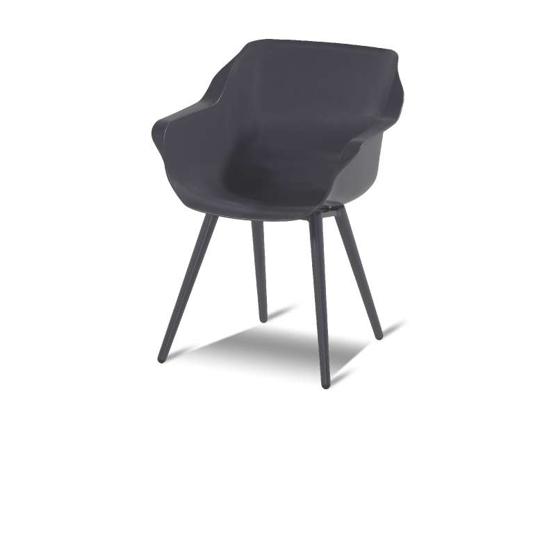Hartman Sophie Studio armchair Aluminium Xerix Gartensessel 11681010