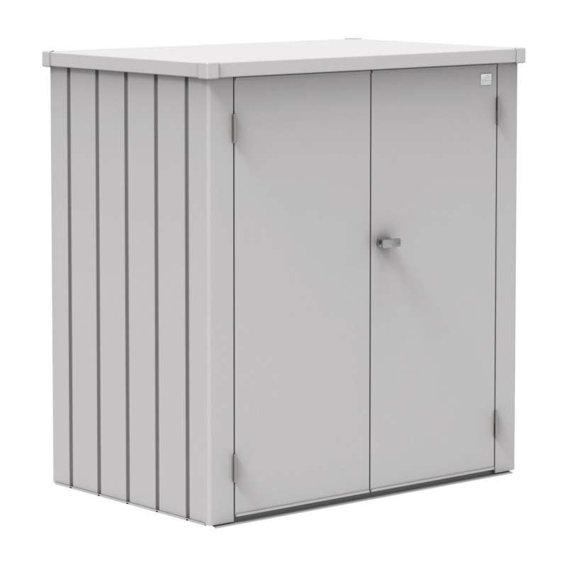 Biohort Terrassenschrank Romeo® L Gartenhaus 132x87x140 cm in 3 Farben Geräteschrank