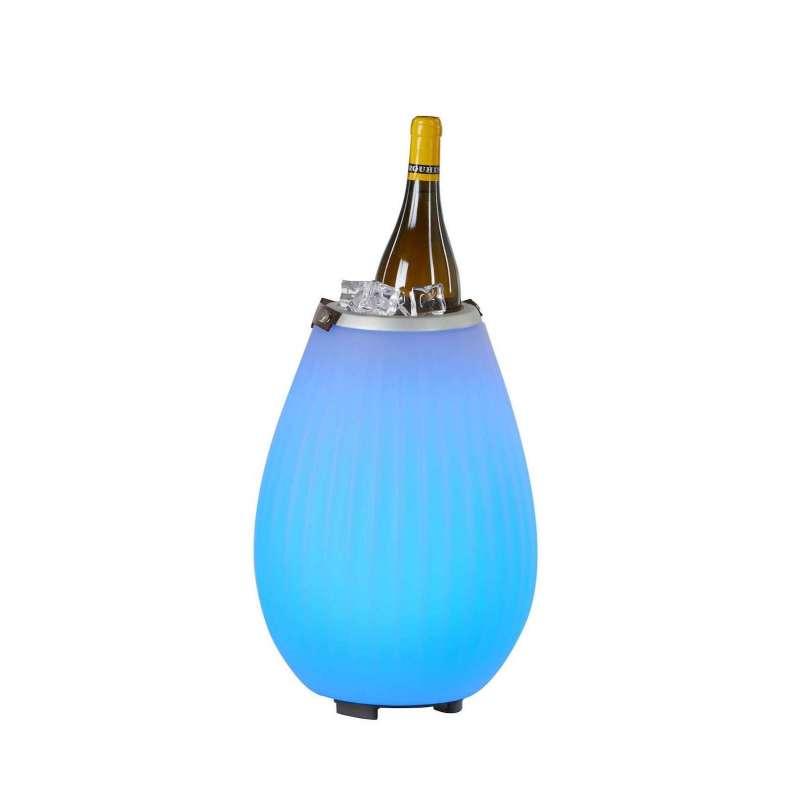 The Joouly 35 Bluetooth Lautsprecher Farbwechsel Lampe mit Getränkekühler