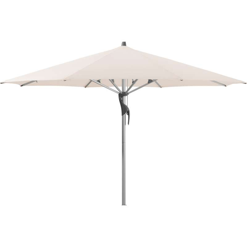 GLATZ Sonnenschirm FORTERO® rund ø 350 cm Stoffklasse 4 Vanilla 453