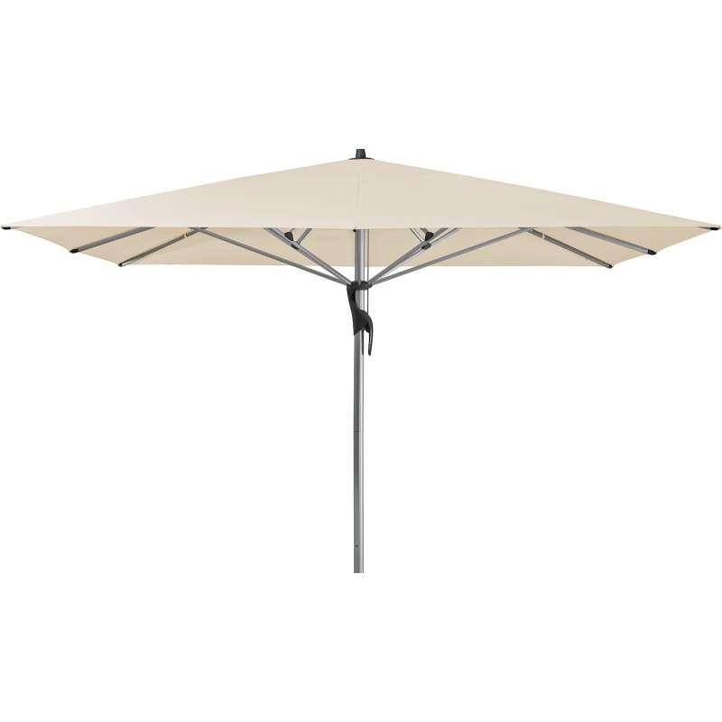 GLATZ Sonnenschirm FORTELLO® easy 350 x 250 cm Stoffklasse 2 Eggshell 150